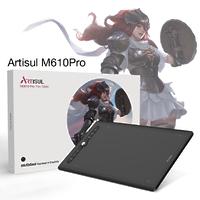 Графический планшет Artisul M0610 Pro